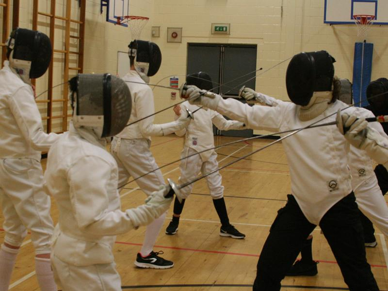 Blades Of Fire Fencing Club