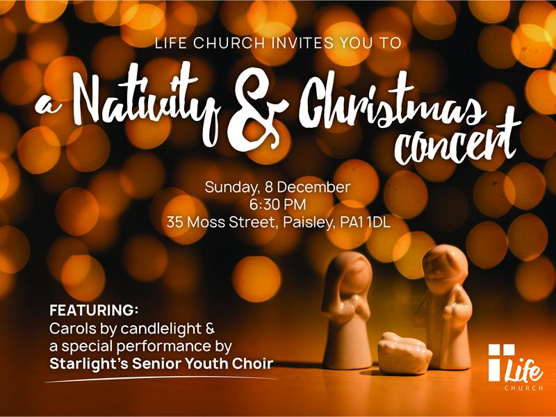 Nativity and Christmas Concert