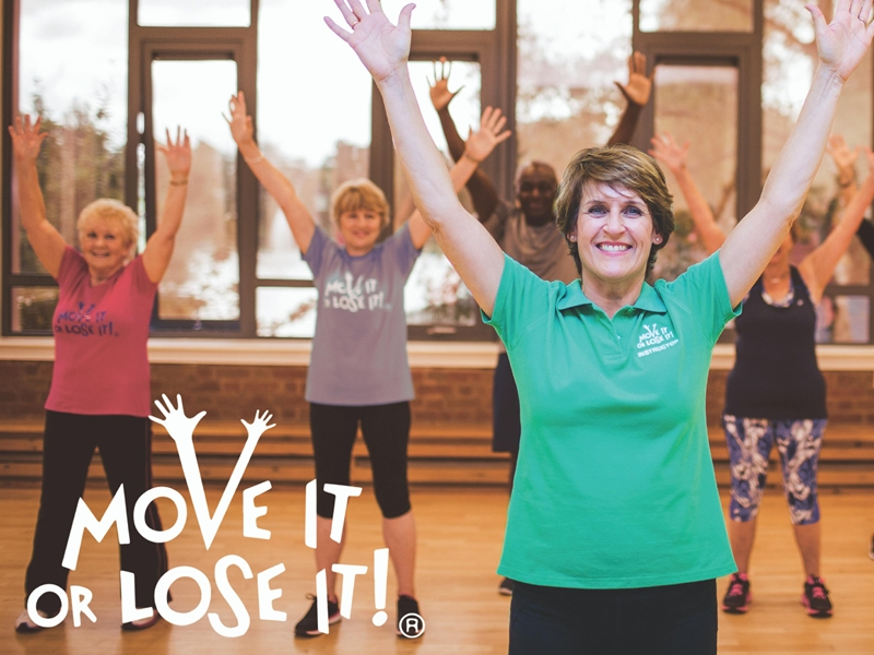 Move It Or Lose It East Renfrewshire