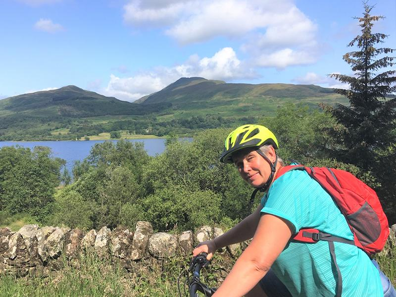 Trossachs E Bike Map Launched