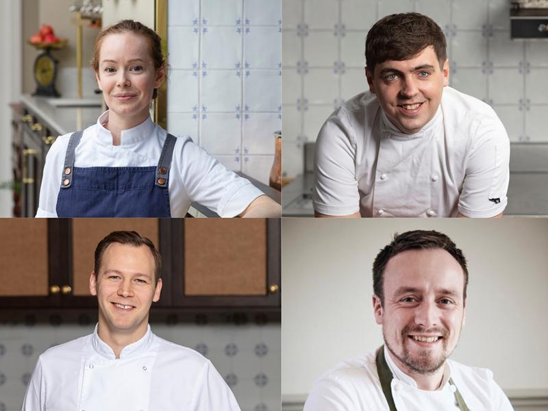 Gleneagles The Strathearn Series to celebrate brightest kitchen talent in Edinburgh