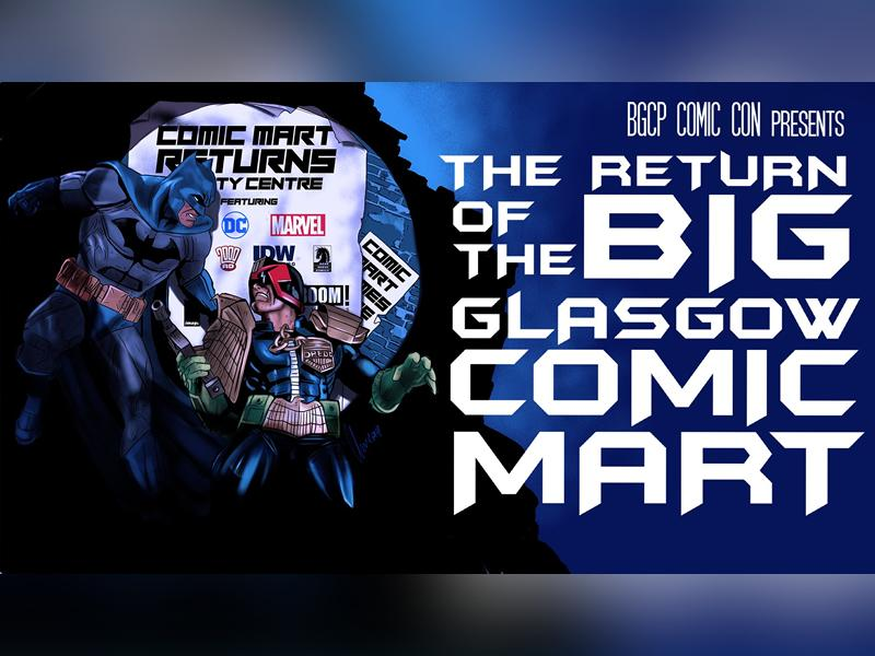 The Big Glasgow Comic Mart