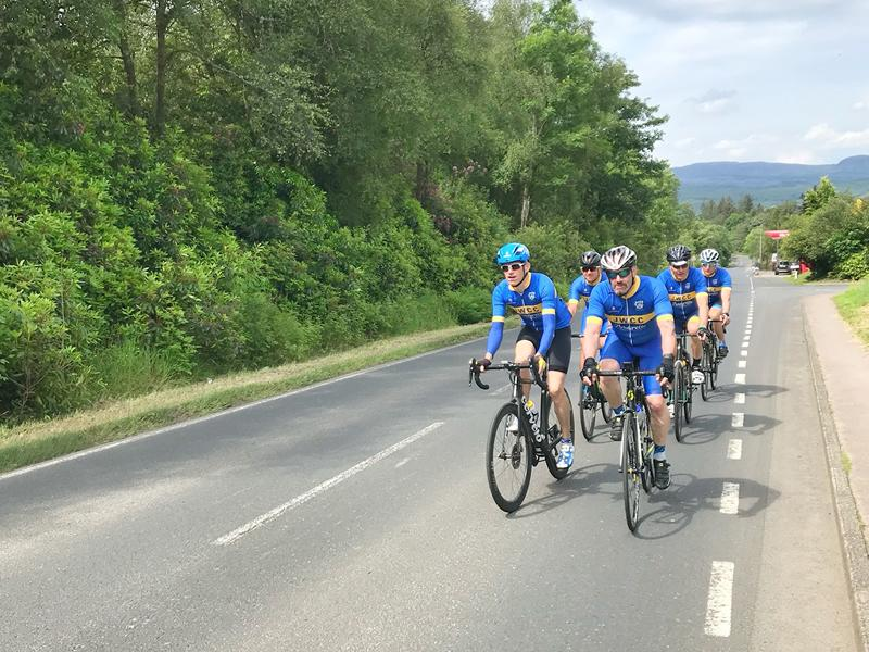 Johnstone Wheelers Cycling Club