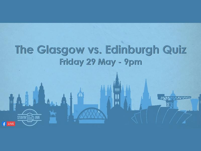 The Glasgow vs. Edinburgh Quiz
