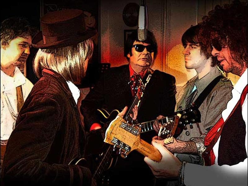 Roy Orbison and The Traveling Wilburys Tribute