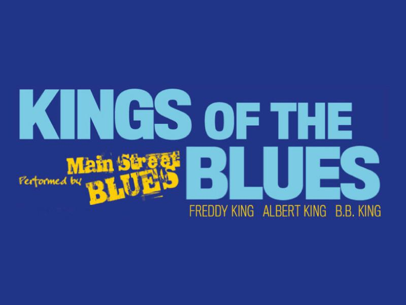 Kings of the Blues - RESCHEDULED DATE