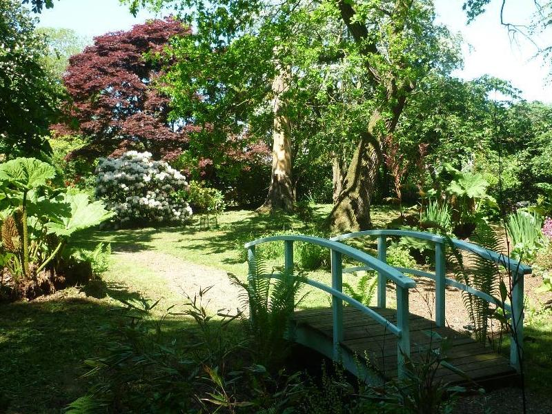 Scotland's Gardens Scheme Open Garden: Barnweil Garden