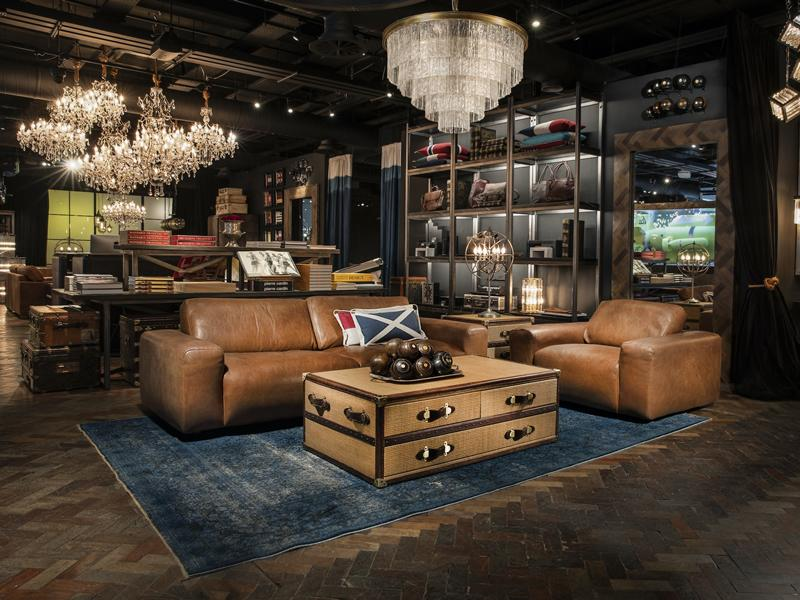 Timothy Oulton launches its first Scottish gallery in Glasgow