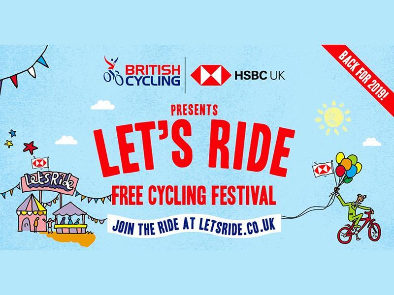 HSBC UK Let's Ride Edinburgh