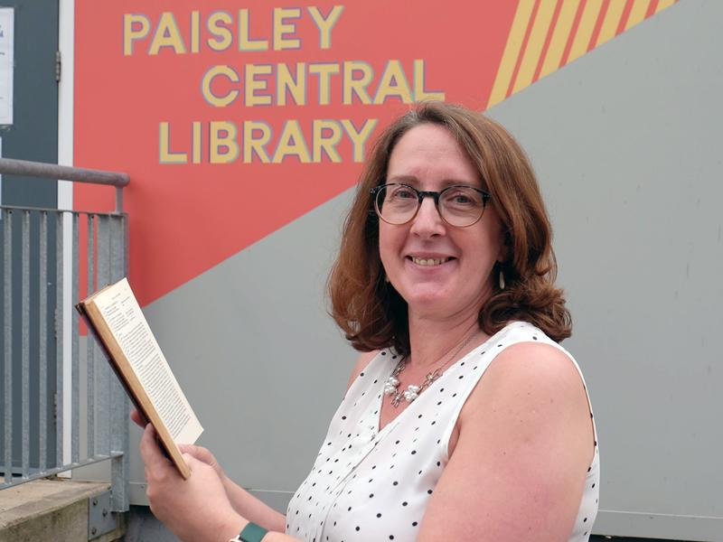 Library book returned 50 years late