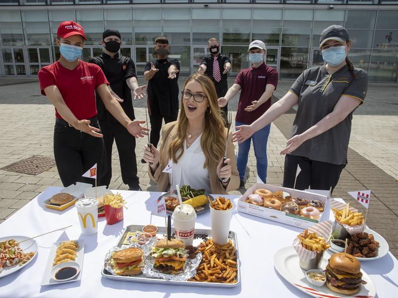 Diners get half price meals at intu Braehead