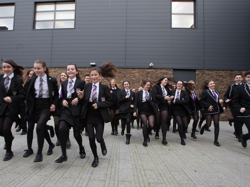 Official opening ceremony held for Barrhead High
