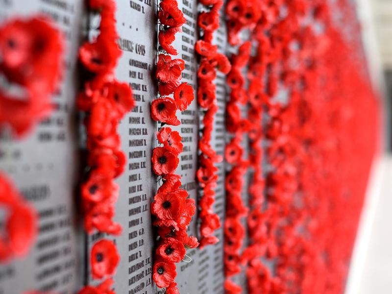 Remembrance Sunday Glasgow