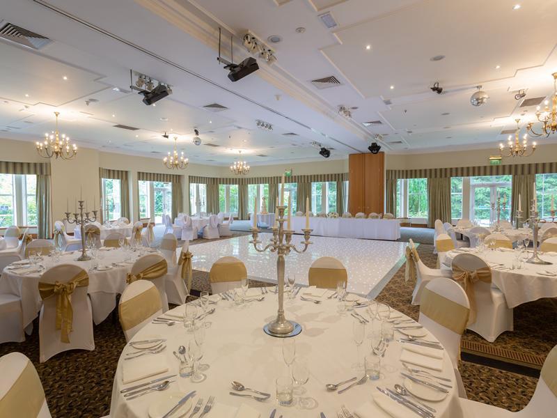 Rising enquiries prompts East Kilbride venue to unveil new wedding packages