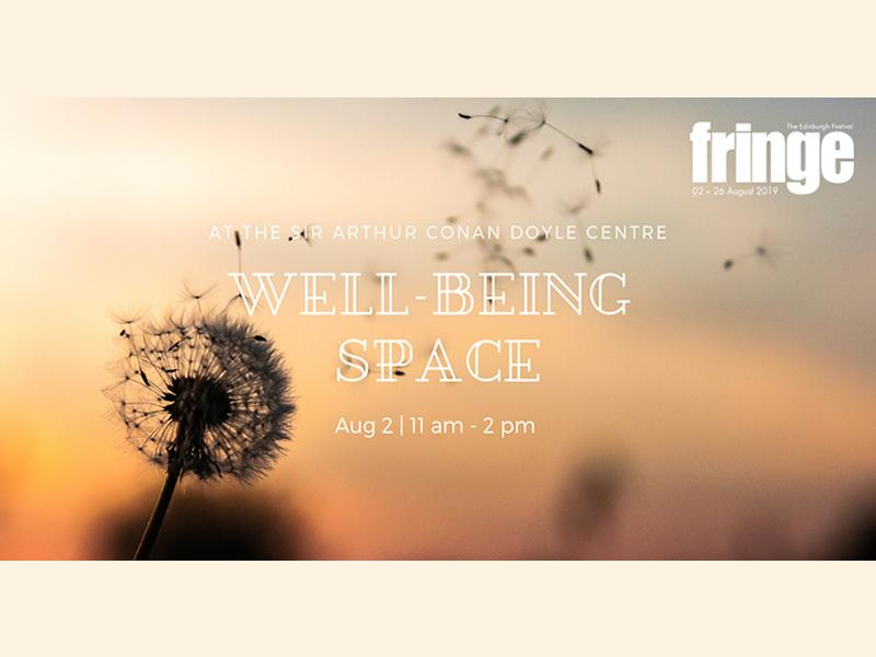 Fringe Open day: Well-Being Space
