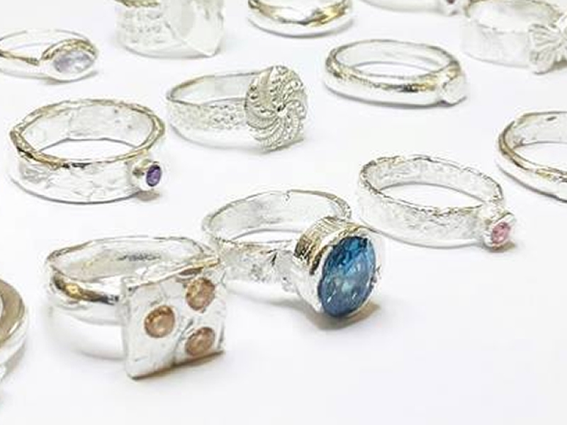 Silver Clay Ring Making Workshop