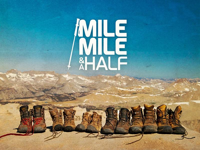 Kirkcaldy Walking Festival: Online Film Screening: Mile...Mile and a Half