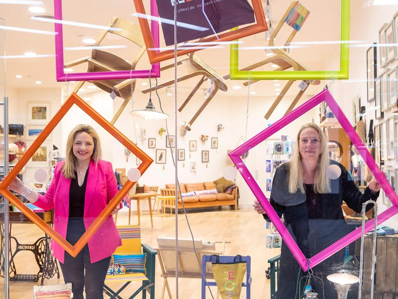 The Clydeside Collective opens first Glasgow store at St Enoch Centre