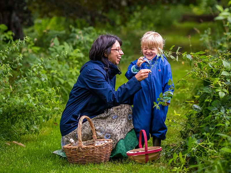 Scottish Wild Food Festival Programme Launched