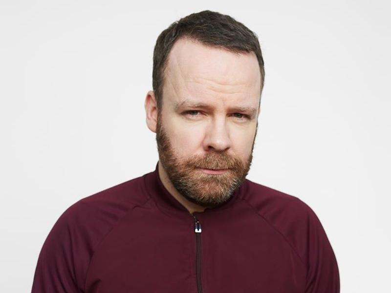 Neil Delamere: Work in Progress