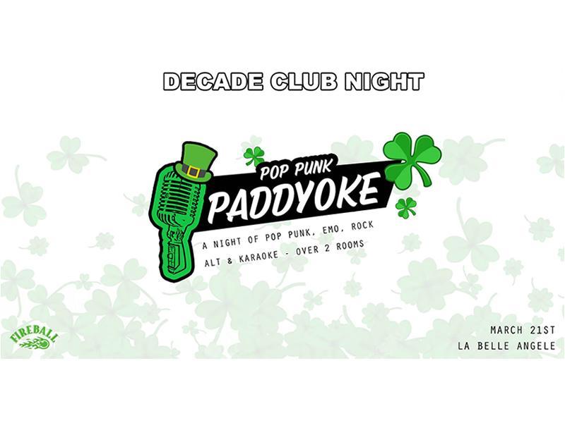 Decade - Pop Punk Paddy0ke