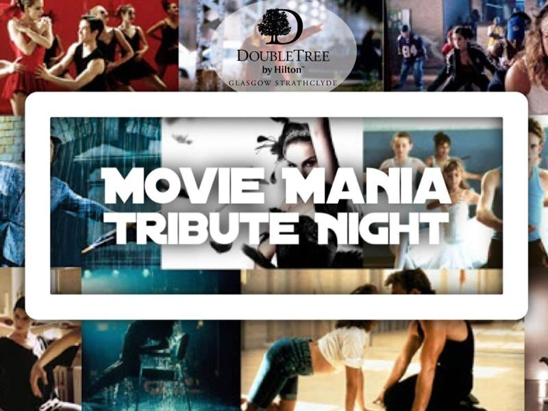 Movie Mania Tribute Night - CANCELLED