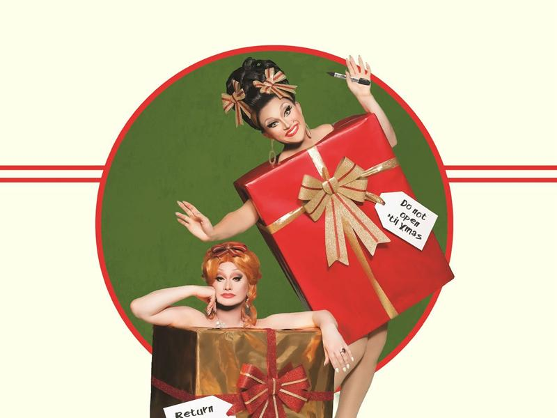 Jinkx Monsoon and BenDeLaCreme: All I Want For Christmas is Attention
