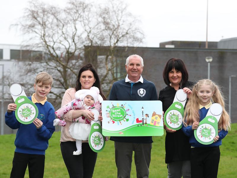 Beat the Street helps get East Kilbride healthy