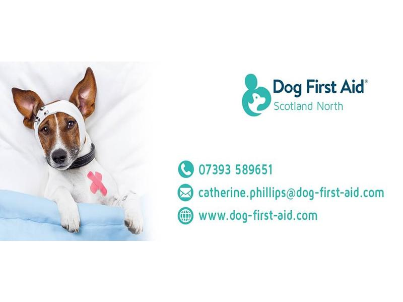 Dog First Aid: Coatbridge for Greyhound Trust West Scot