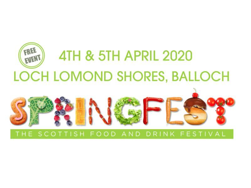 Springfest: The Scottish Food & Drink Festival - POSTPONED