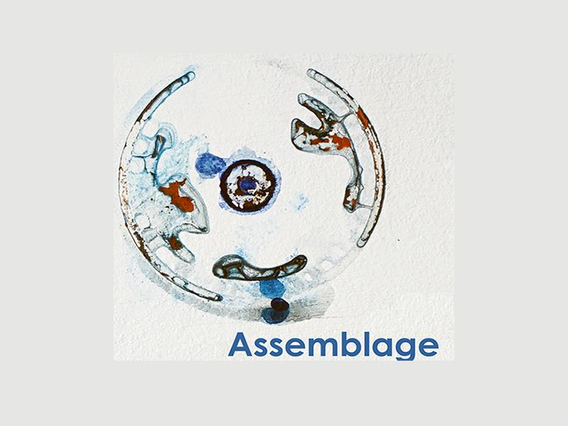 Assemblage : Alan Chapman and Eleanor Symms
