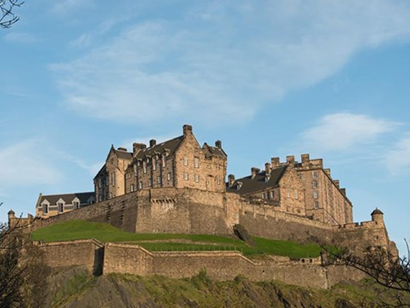 Edinburgh Castle launches new star studded audio guide