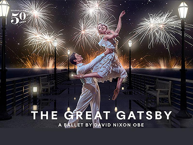 Northern Ballet: The Great Gatsby - CANCELLED