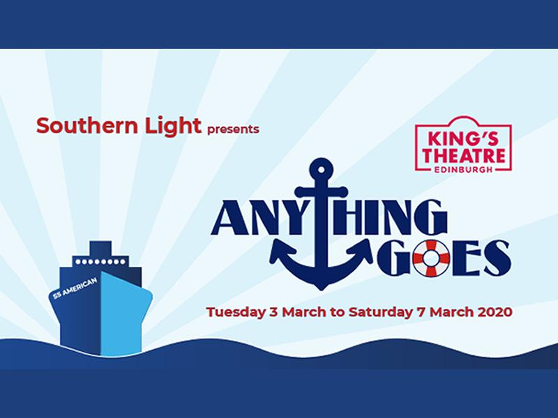 Southern Light present Anything Goes!