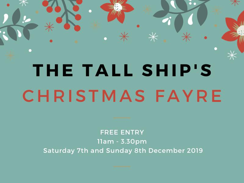 The Tall Ship's Christmas Fayre