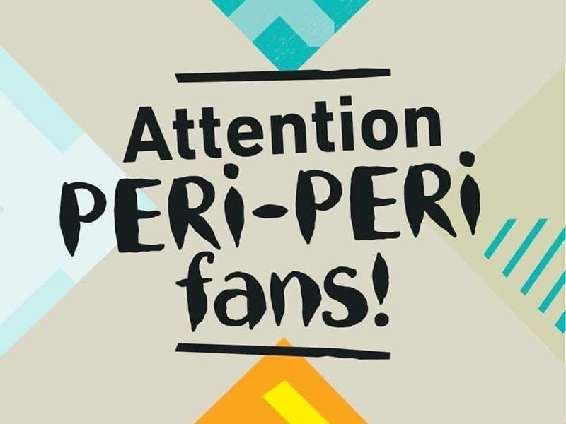 Attention PERI PERI fans!