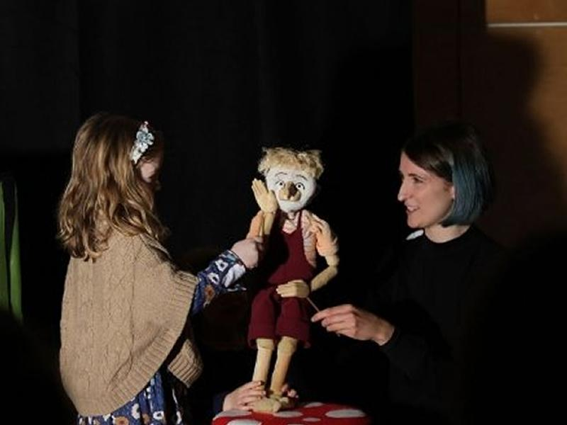 Puppet Animation Festival: Tricky A Fairy Story