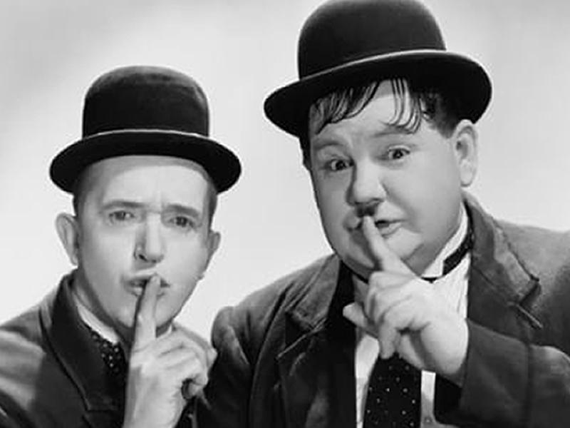 Silent Cinema: A Night of Laurel and Hardy - POSTPONED