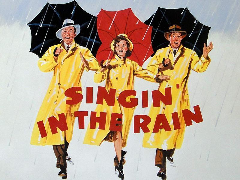 Singin' In The Rain - CANCELLED