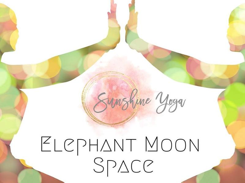 Sunshine Yoga: The Elephant Moon Space