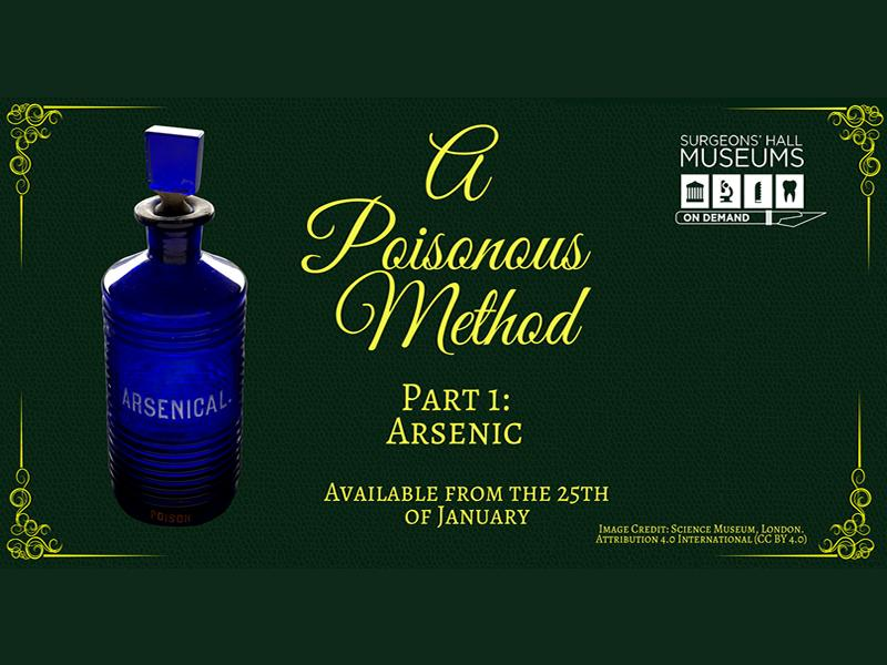 A Poisonous Method: Arsenic