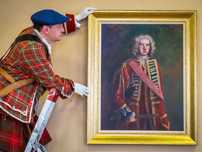 Exhibitions mark the Battle of Prestonpans