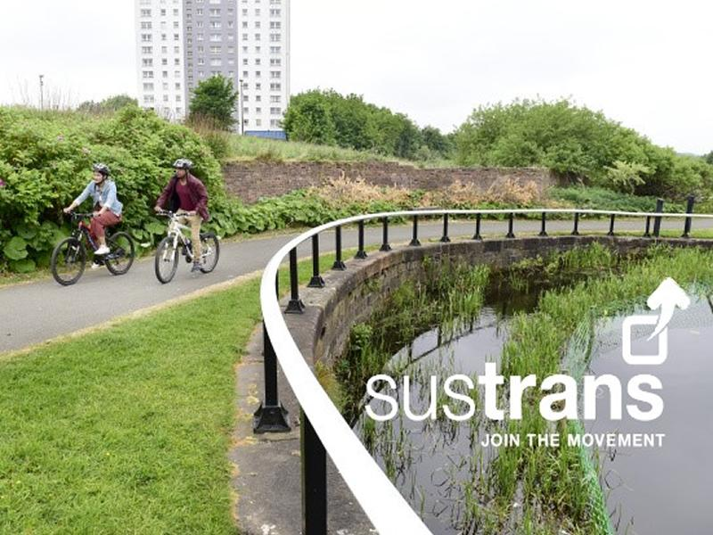 Guided Led Rides as part of Glasgow Canal Days Out