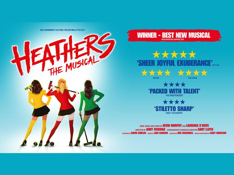 Heathers The Musical - POSTPONED