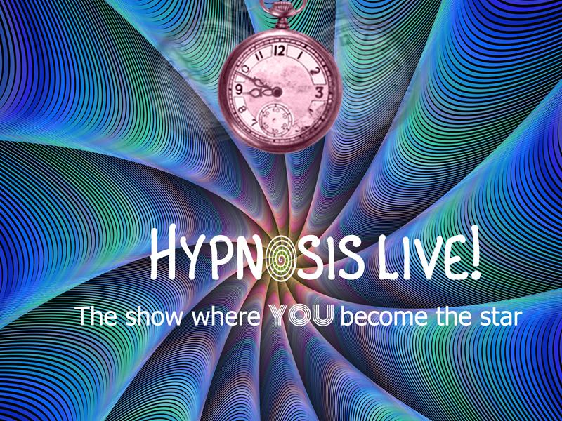 Hypnosis Live! - CANCELLED