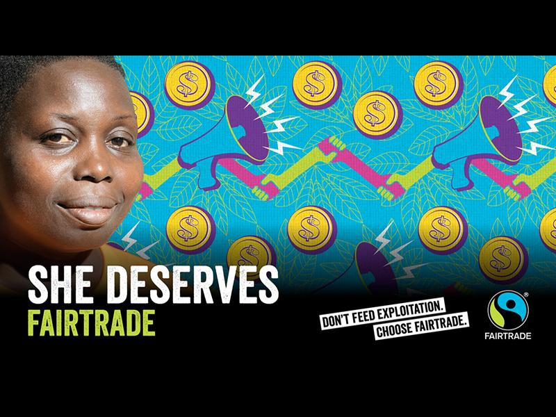 She Deserves Fairtrade: The story of chocolate