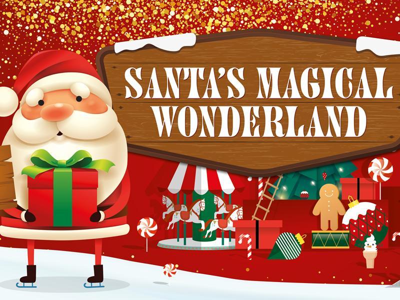 M&Ds Santas Magical Wonderland