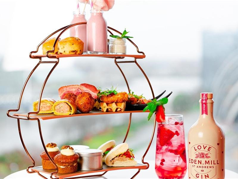 Mother's Day Afternoon Tea at Red Sky Bar