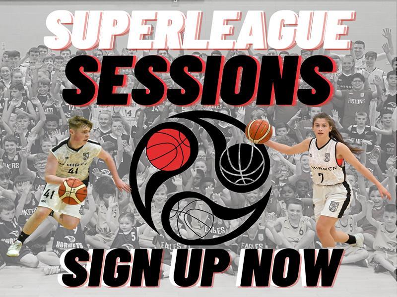 Superleague Basketball Sessions