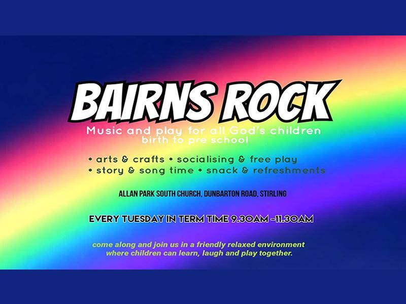 Bairns Rock